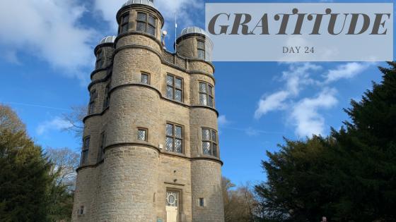 GRATITUDE Castle