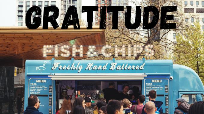 Fish and Chip van